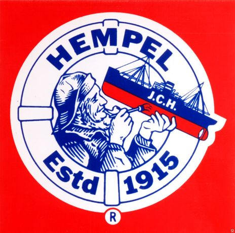 Грунт-краска Hempel's Epotem HT 154HR