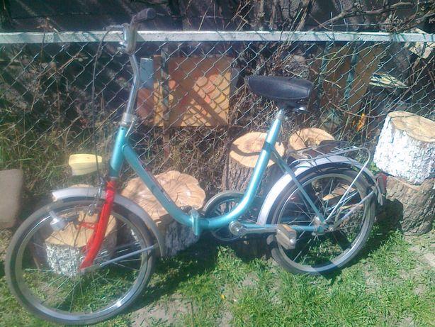 rower WIGRY składak sprzedam PRL
