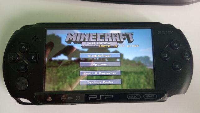 Sony PSP / 70 Gier / Minecraft /Lego