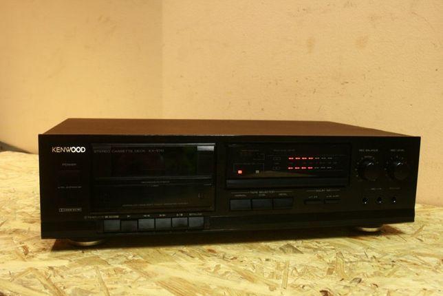Prosty, funkcjonalny Deck! Magnetofon KENWOOD KX-1010 /Ładny /Wysyłam!