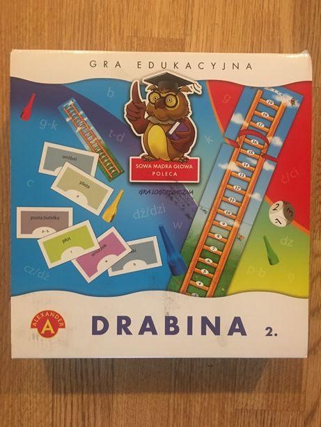 "Gra ""Drabina"""