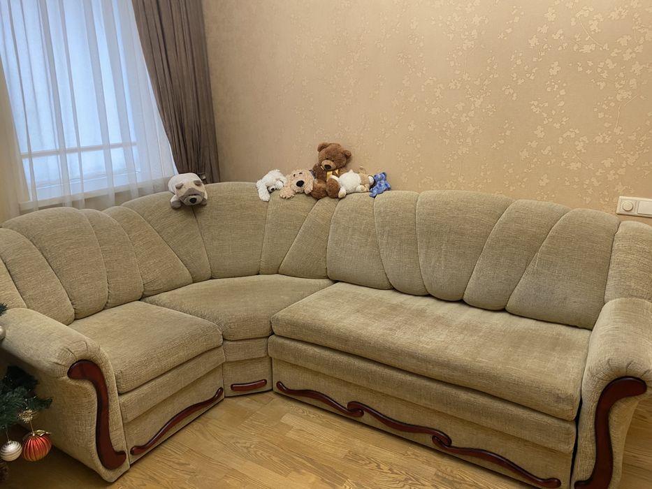Мягкий уголок в гостиную (Меблі прогрес) Винница - изображение 1