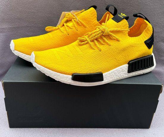 Adidas NMD R1 PrimeKnit EQT Yellow - Super Preço - Novas