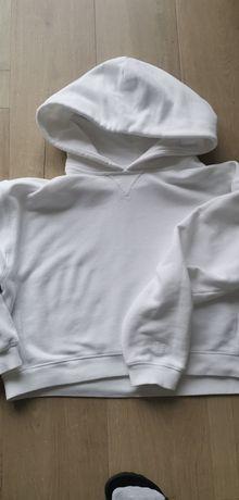 Hibou bluza biała S