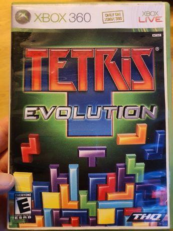 Gra Tertis Evolution XBOX 360