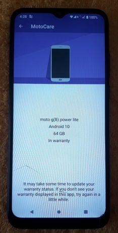 Motorola MOTO G8 PowerLite