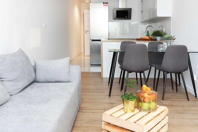 nowe 1 pok. mieszkanie w samym centrum z balkonem i komórką lokatorską