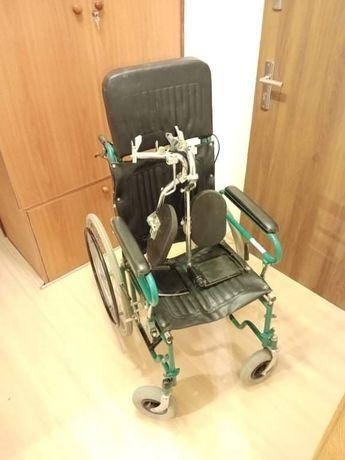 Oddam wózek inwalidzki za darmo