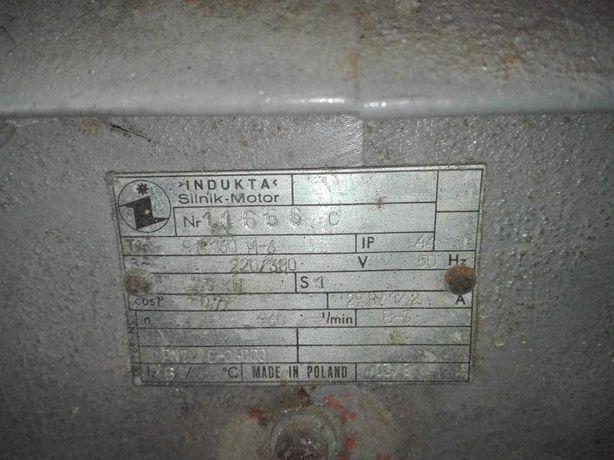 Silnik elektryczny INDUKTA 7,5kW 960obr/min