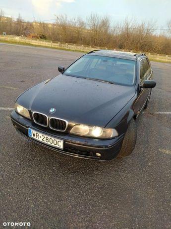 BMW Seria 5 BMW E39 EXCLUSIVE bogate wyposażenie