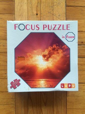 Puzzle LUPU zachód słońca 700 el. (więcej niż 500, mniej niż 1000)