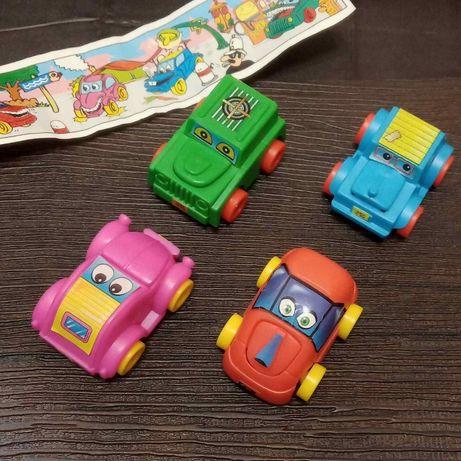 Киндер. Машинки (1996), серия +1 вкл