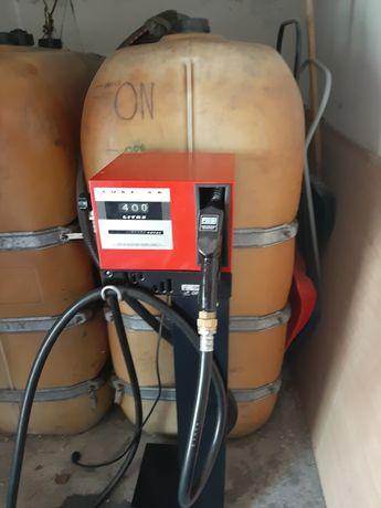 Dystrybutor do oleju napędowego