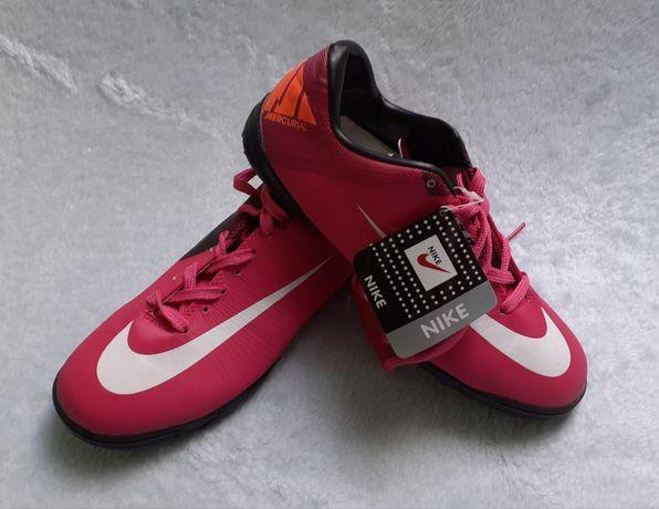 NOWE! NIKE MERCURIAL buty sportowe adidasy halówki 23 cm rozmiar 37