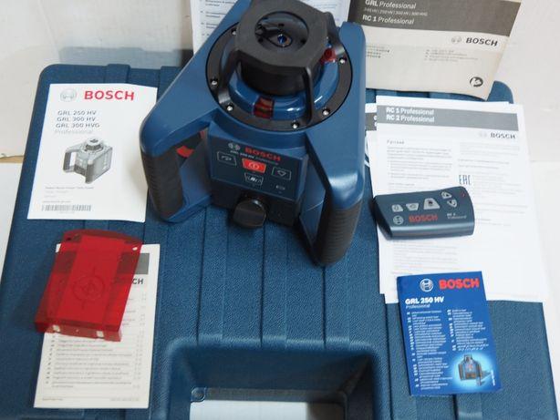 Niwelator BOSCH GRL 250 HV laser obrotowy wurth cst berger stanley bti