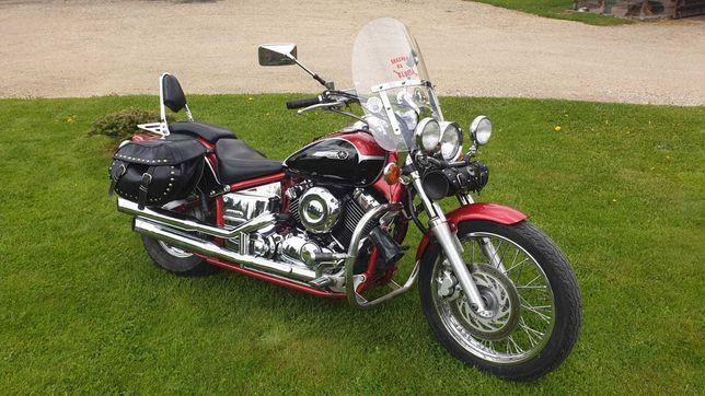 Motocykl Yamacha Drag Star 650