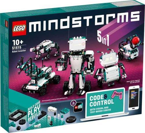 Nowe Lego Mindstorms