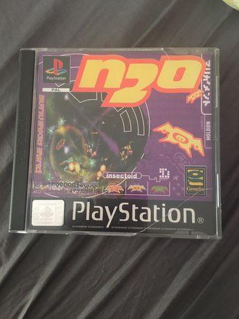 Gra N2O Playstation One