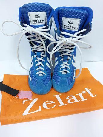 Продам борцовки Zelart