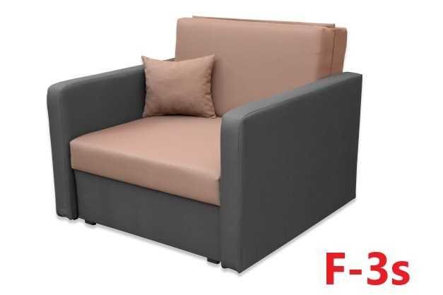 Amerykanka Łóżko jednoosobowe Rozkładany fotel Dostawa do 48h