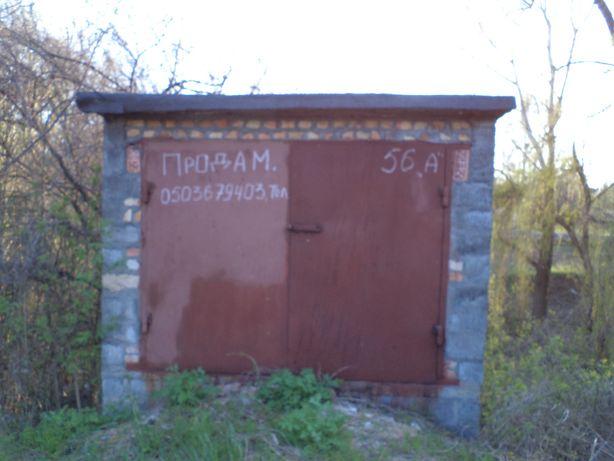 Гараж 2х этажный в г. Николаевка Донецкая область Славянский район
