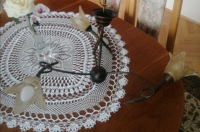 Żyrandol, lampa sufirowa