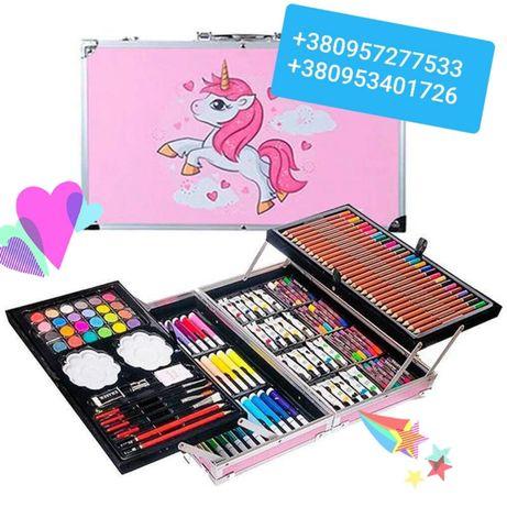 Детский набор для творчества Единорог. Супер Подарок