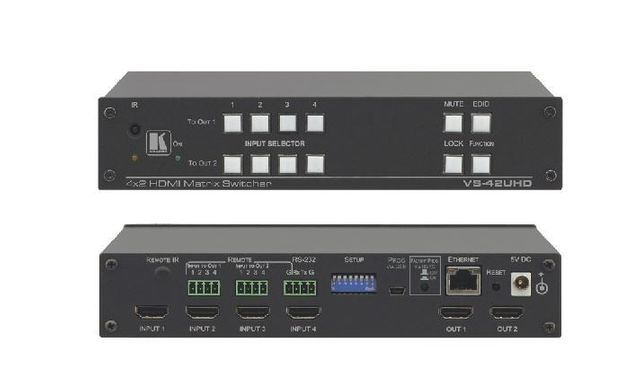 Kramer VS-42UHD matrix-switcher