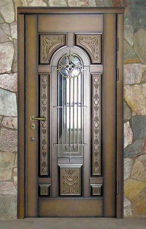 Изготовление металлических дверей. Виготовлення металевих дверей.