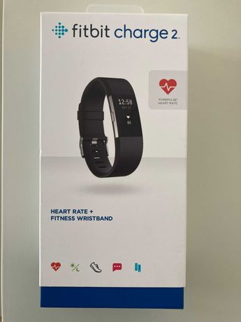 Fitbit Charge 2 novo