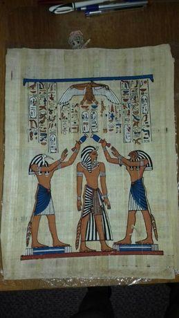 Папирус из Египта. Оригинальное украшение для вашей квартиры. Папірус.