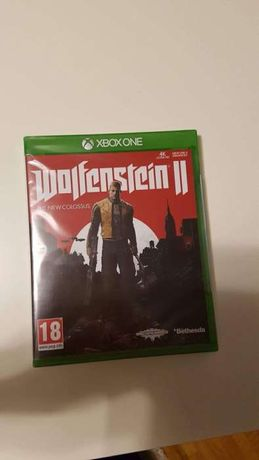 Gra Xbox one Wolfenstein 2