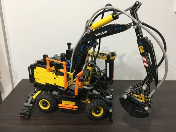 Pakiet LEGO TECHNIC: 42053, 42065, 8052