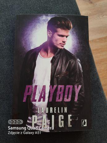 Książka Playboy