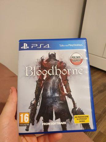 Bloodborne gra na PS4