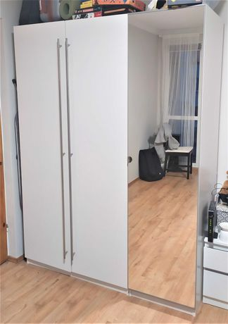 Szafa IKEA PAX 150x201x62 biała (jak nowa)