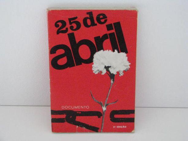 25 de Abril - Documento