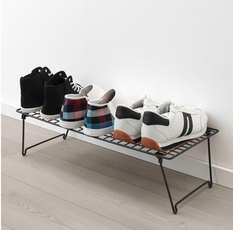 ИКЕЯ полка для обуви подставка для обуви IKEA