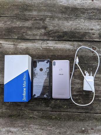 Asus ZenFone Max Pro (M1) 4/64GB Dual Sim Silver робочий, битий екран
