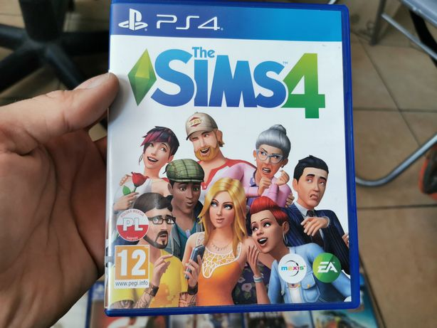 The Sims Ps4 wersja PL Lombard Dzik