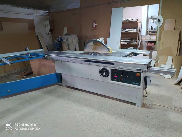 Станки для виробництва меблів