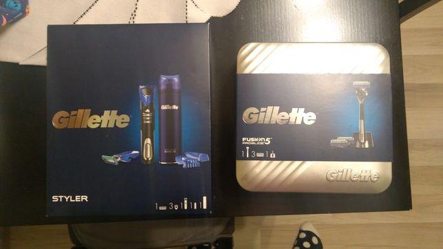 Zestawy Gillette