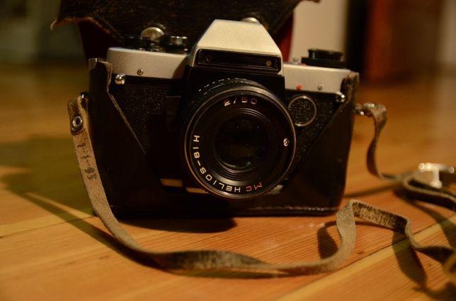 Плівковий фотоапарат киев-19 + оригінальний шкіряний чохол