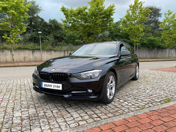 BMW 318d Touring Line Sport