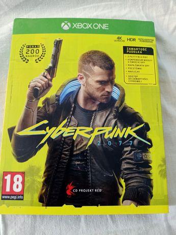 Gra Cyberpunk Xbox one