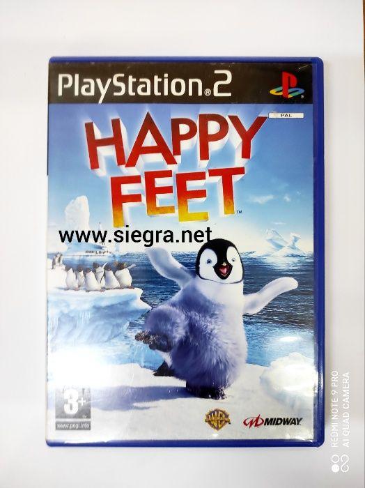 Happy Feet Ps2 PlayStation 2 Suwałki - image 1