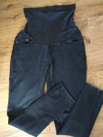jeans jeansy ciążowe ciąża M