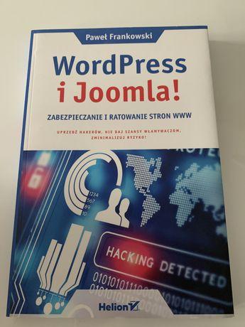 Paweł Frankowski Wordpress i Joomla Zabezpieczanie i ratowanie stron