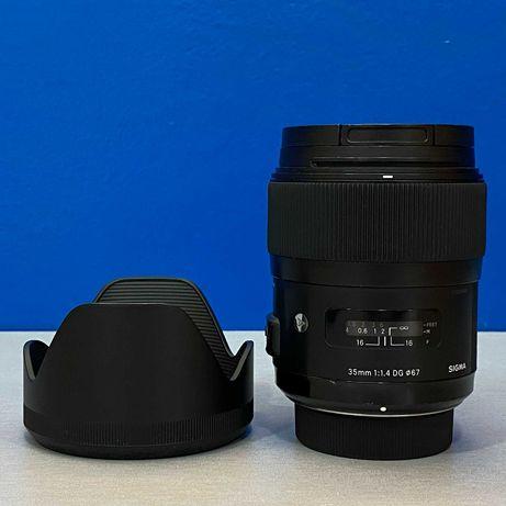 Sigma ART 35mm f/1.4 DG HSM (Nikon)