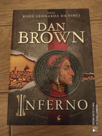 Inferno, D. Brown